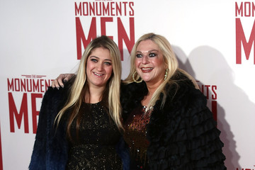 Vanessa Feltz 'The Monuments Men' Premieres in London — Part 5