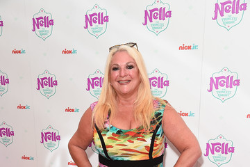 Vanessa Feltz Celebs Reign at Nick Jr. Premiere of 'Nella The Princess Knight'