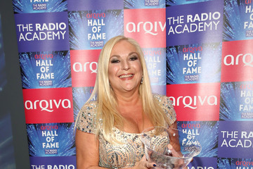 Vanessa Feltz Radio Academy Arqiva Hall of Fame Inductees