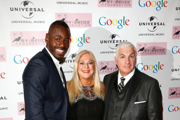 Vanessa Feltz Amy Winehouse Foundation Ball