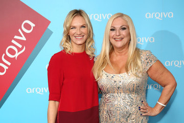 Vanessa Feltz Arrivals at the Radio Academy Arqiva Hall of Fame