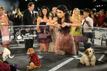 Vanessa Hudgens 2015 MTV Video Music Awards - Red Carpet