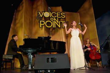 Vanessa Hudgens Point Foundation's Voices On Point Gala