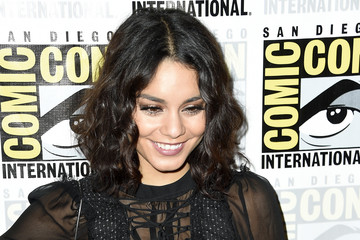 Vanessa Hudgens Comic-Con International 2016 - 'Powerless' Press Line
