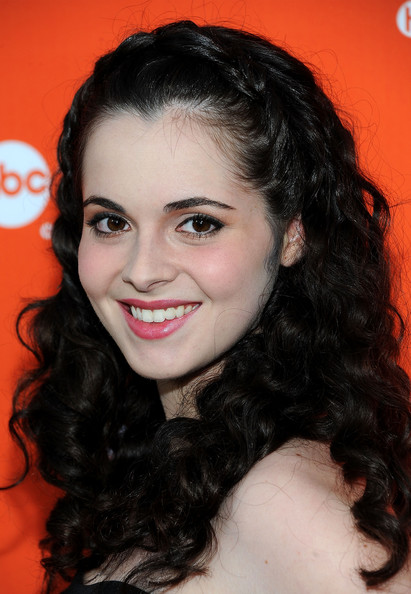 Of ABC s  quot Switched At Birth quot  And Book Launch Party  Vanessa MaranoVanessa Marano Switched At Birth 2014