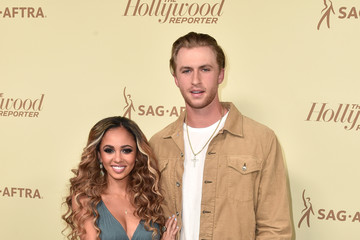 Vanessa Morgan The Hollywood Reporter And SAG-AFTRA Celebrate Emmy Award Contenders At Annual Nominees Night - Arrivals
