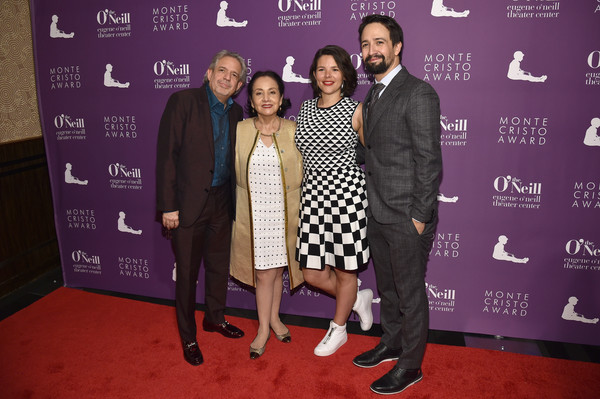 The Eugene O'Neill Theater Center Honors Lin-Manuel Miranda With 18th Annual Monte Cristo Award - Arrivals