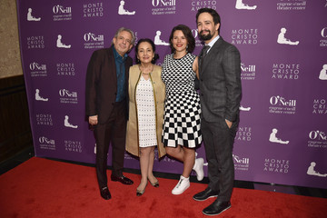 Vanessa Nadal The Eugene O'Neill Theater Center Honors Lin-Manuel Miranda With 18th Annual Monte Cristo Award - Arrivals