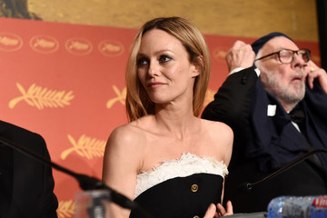 Vanessa Paradis Palm D'Or Winner Press Conference - The 69th Annual Cannes Film Festival