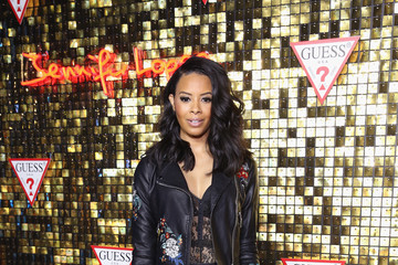 Vanessa Simmons Guess Spring 2018 Campaign Reveal Starring, Jennifer Lopez