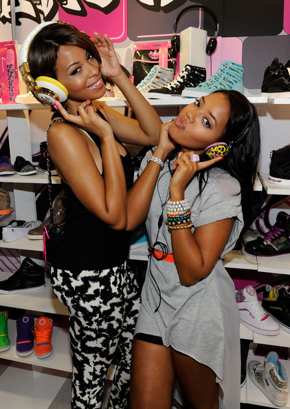 Who Would You Have Holla'd At? Vanessa Simmons or Angela Simmons