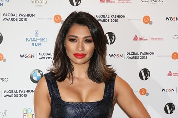 Vanessa White WGSN Global Fashion Awards - Red Carpet Arrivals