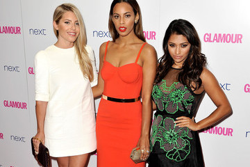 Vanessa White Arrivals at the Glamour Women of the Year Awards