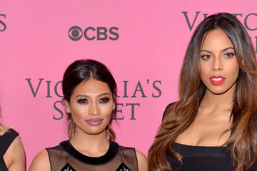 Vanessa White Arrivals at the Victoria's Secret Fashion Show