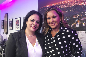 Vanessa Williams Hollywood Chamber Of Commerce CEO Rana Ghadban And Vanessa Williams Announce Hollywood Walk Of Fame Class Of 2020