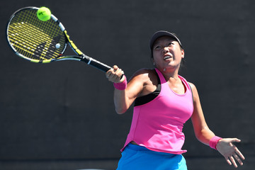 Vania King 2018 Australian Open - Day 5