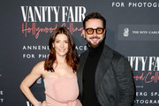 (L-R) Ashley Greene and Paul Khoury as the Vanity Fair And Annenberg Space For Photography Celebrate The Opening Of Vanity Fair: Hollywood Calling, Sponsored By The Ritz-Carlton at Annenberg Space For Photography on February 04, 2020 in Century City, California.