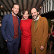 Armie Hammer and Luca Guadagnino Photos