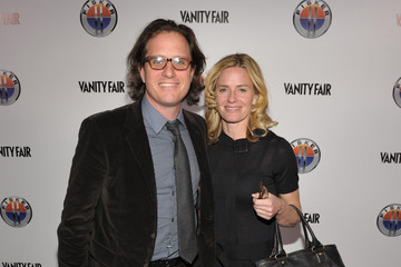 "Elisabeth Shue Davis Guggenheim Vanity Fair & Fisker Automotive Toast Dreamworks Pictures Golden Globes Best Drama Nominations ""The Help"" And ""War Horse"""