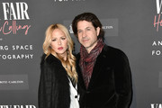 (L-R) Rachel Zoe and Rodger Berman attend Vanity Fair: Hollywood Calling - The Stars, The Parties and The Power Brokers at Annenberg Space For Photography on February 04, 2020 in Century City, California.