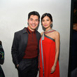 Gemma Chan and Henry Golding Photos