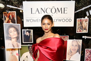 Zendaya attends Vanity Fair and Lancôme Toast Women In Hollywood on February 21, 2019 in West Hollywood, California.