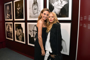 (L-R) Elizabeth Chambers and Rachel Zoe attend the Vanity Fair and Annenberg Space for Photography's Celebration of The Opening of Vanity Fair: Hollywood Calling, sponsored by The Ritz-Carlton on February 04, 2020 in Century City, California.