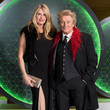 Rod Stewart and Penny Lancaster Photos