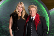 Rod Stewart and Penny Lancaster Photos Photo