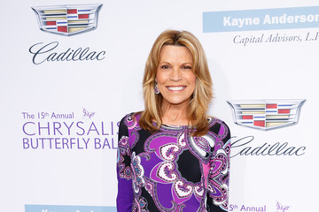 Vanna White 15th Annual Chrysalis Butterfly Ball - Arrivals