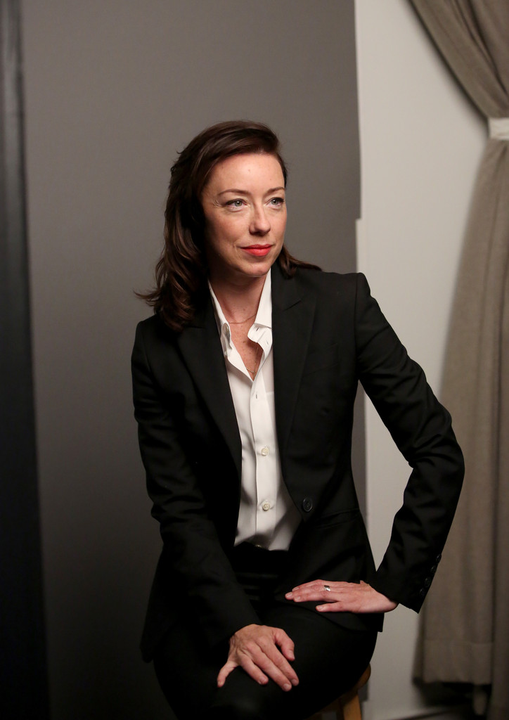 Molly Parker in Variety Studio: Day 2 - Zimbio