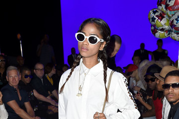 Vashtie Kola Hood By Air - Front Row - September 2016 - New York Fashion Week: The Shows
