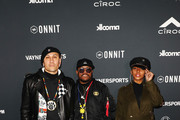 The Black Eyed Peas attends VaynerSports x ONE37pm Emerging Kings Party on February 01, 2019 in Atlanta, Georgia.