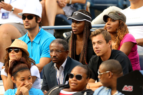 Venus Williams - 2012 US Open - Day 12