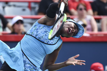 Venus Williams Rogers Cup Montreal - Day 1