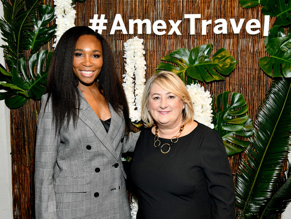 Venus Williams And American Express Travel Reveal The 2020 Trending Destinations