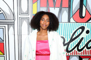 Jessica Williams attends Verizon's More Holiday Magic Event at Manhatta on December 05, 2019 in New York City.