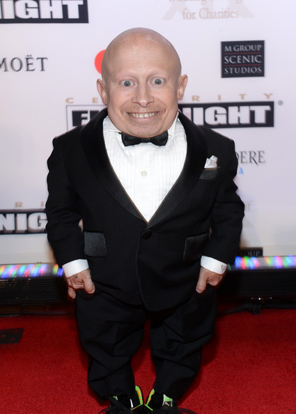 Verne Troyer Celebrity Fight Night XIX