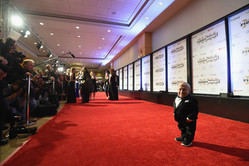 Verne Troyer Muhammad Ali's Celebrity Fight Night XXI  - Red Carpet