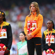 Veronica Campbell Brown 15th IAAF World Athletics Championships Beijing 2015 - Day Eight
