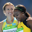 Veronica Campbell Brown Athletics - Olympics: Day 10