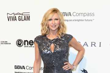 Veronica Ferres 25th Annual Elton John AIDS Foundation's Oscar Viewing Party - Arrivals