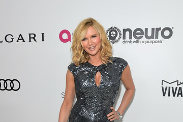 Veronica Ferres 25th Annual Elton John AIDS Foundation's Oscar Viewing Party With Cocktails by Clase Azul Tequila and Chopin Vodka