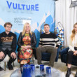 Veronika Franz The Vulture Spot At Sundance - DAY 1