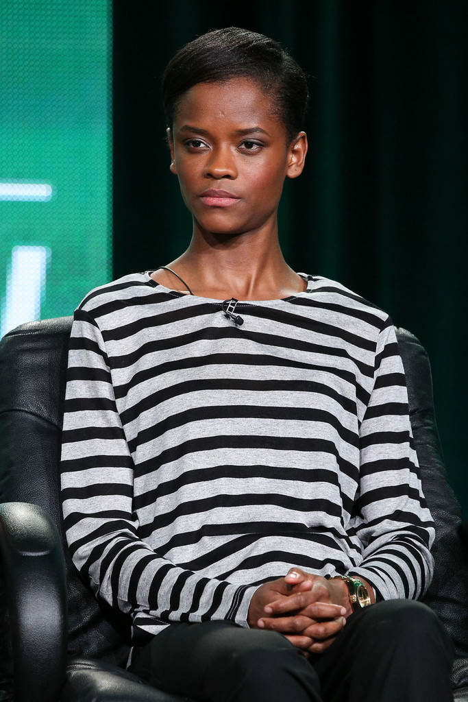 Letitia Wright Photos Photos Viacom Winter Tca 2015 Zimbio