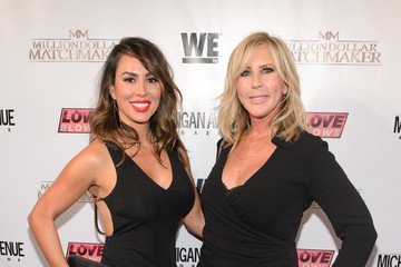 Vicki Gunvalson WE tv LOVE BLOWS Event - Red Carpet
