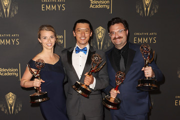 Vickie Curtis 2021 Creative Arts Emmys