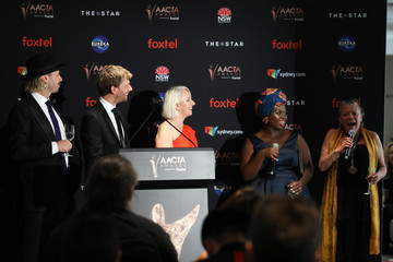 Vickie Roach 2019 AACTA Awards Presented by Foxtel | Media Room