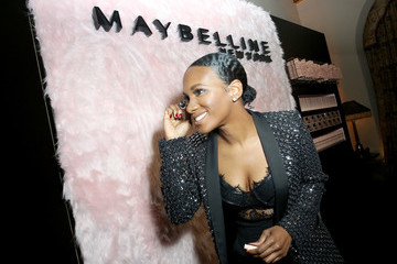 Vicky Jeudy Entertainment Weekly Celebrates Screen Actors Guild Award Nominees at Chateau Marmont sponsored by Maybelline New York - Inside