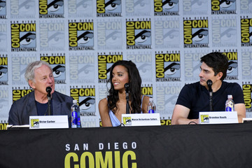 Victor Garber Comic-Con International 2017 - DC 'Legends Of Tomorrow' Special Video Presentation And Q+A